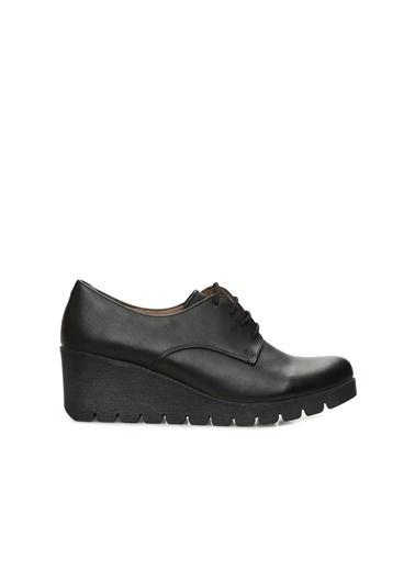 Divarese Divarese 5023897 Kadın Deri Ayakkabı Siyah